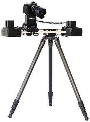 Slider - timelapse kamera